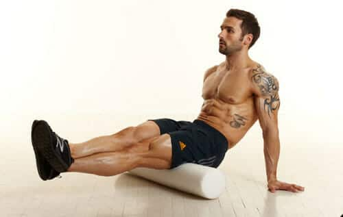 foam rolling - trigger massage